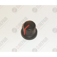 DateQ Potentiometer Knob Red Ace