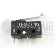 Technics On-Off Switch SFDSSS5GL13P