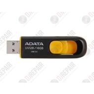 ADATA UV128 Black / Yellow 16GB USB3.0