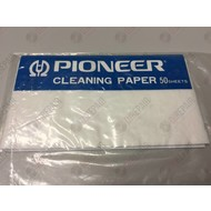 Pioneer GED-008 LENS CLEANING PAPER