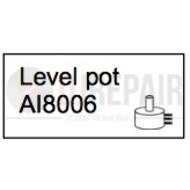 Allen&Heath AI8006 Level Potmeter
