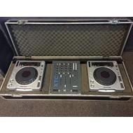 DJRepair DJ Set: 2x CDJ-800MK2 + XTC compleet
