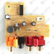 Pioneer JACB Assy DWX3350
