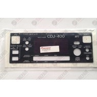 Pioneer DAH2616 Display Panel