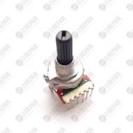 Numark DM1100XI & DM1260 ROTARY POT, MASTER/HEADPHONE 10KAX2 VRR-7017