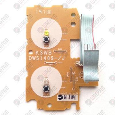 Pioneer DWS1409 KSWB Play/Cue PCB Assy