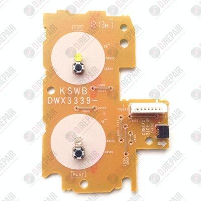 Pioneer KSWB Assy PCB DWX3339