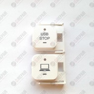 Pioneer DXB2102 USB Stop Button Assy White