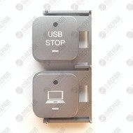 Pioneer DXB2129 USB Stop Button Assy Silver
