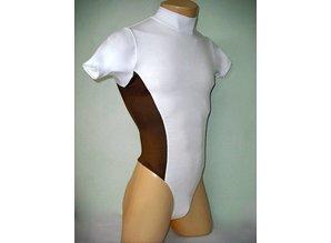 Male-Shirt-Style Bodysuit Amore