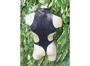 Male-Bodysuit Madison Square with high neck