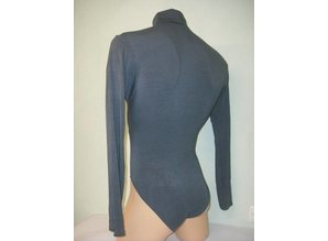 Male-Bodysuit with turtleneck