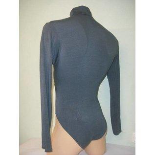 Male-Bodysuit with turtleneck