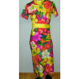 Sarong / Wrap-Around-Skirt Tropical