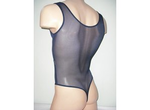 Male-Bodysuit Undershirt Style