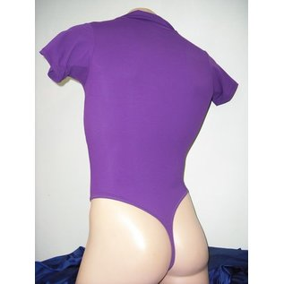 Hipster Polo-Bodysuit-Style