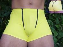Male String Pants