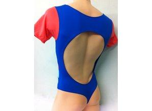 Herren-Bodysuit Etienne with open back