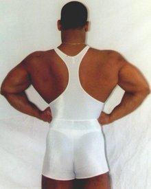 Body-Einteiler Sporty Style