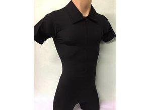 Body-Einteiler Amsterdam Polo-Shirt-Style