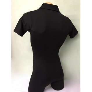 daviswear Body-Einteiler Amsterdam Polo-Shirt-Style