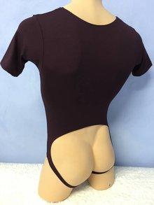 daviswear Male-Bodysuit Jockey-StrapStyle