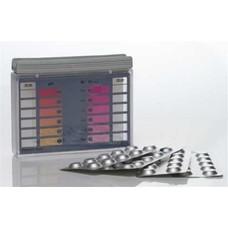 Tabletten pH-meting (strip van 10)