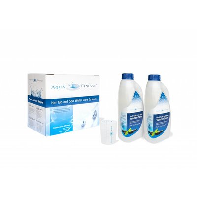 Aqua Finesse Aqua Finesse (hot tub water care box)