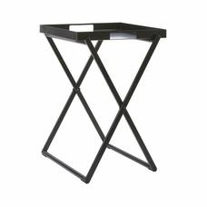 ladder voor het ophangen van handdoeken kleur zwart. Black Bedroom Furniture Sets. Home Design Ideas