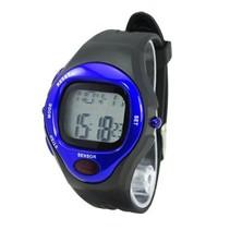 Calorieën Sport Horloge Blauw