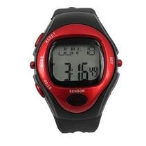 Calorieën Sport Horloge Zwart