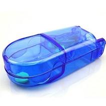 Pillensnijder Blauw