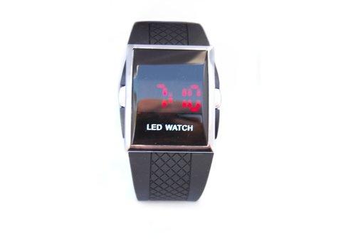 Digitale Sport Horloge Zwart