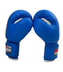 Huismerk Kickboxing Handschoen Blauw