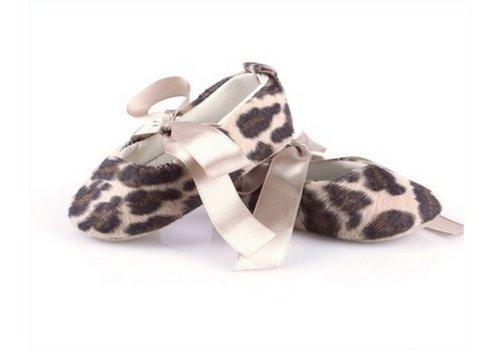 Huismerk Leopard Baby Schoenen