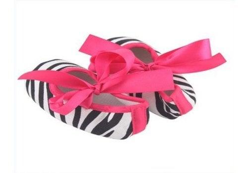 Huismerk Baby Anti-Slip Schoenen Zebra