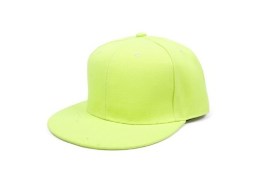 Dancing Snapback Cap Licht Groen