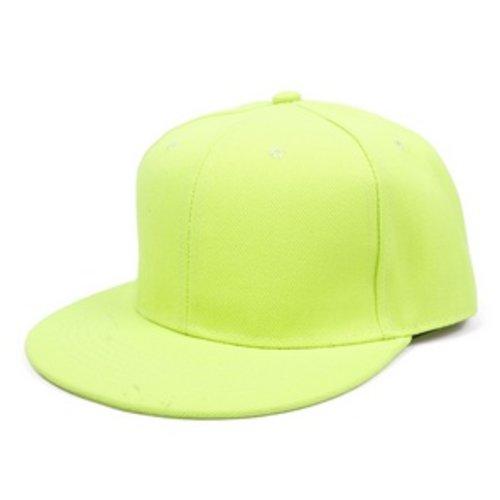 Huismerk Dancing Snapback Cap Licht Groen