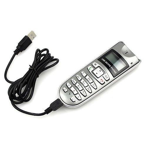 Huismerk LCD Skype VoIP Telefoon