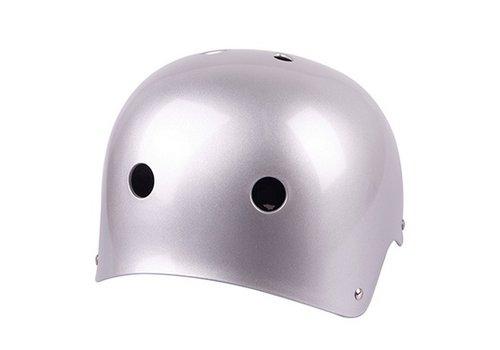BMX Helm Mat Grijs L