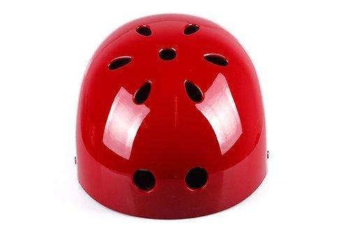BMX Helm Mat Rood L