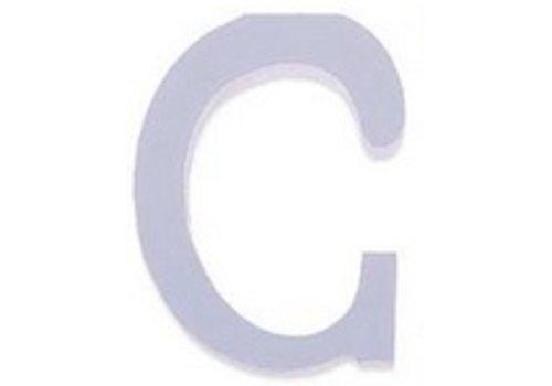 Houten Decor Letter C