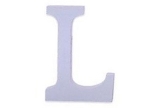 Houten Decor Letter L