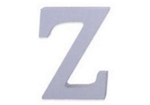 Houten Decor Letter Z
