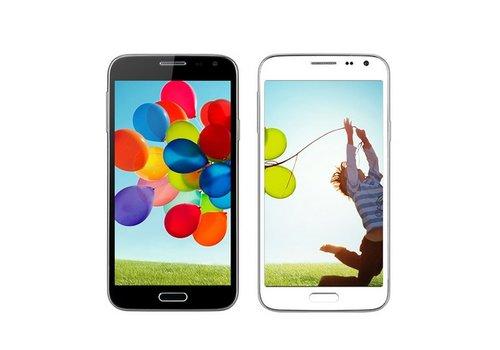 Huismerk Android 4.2 Dual SIM Smartphone GPS Wifi Wit