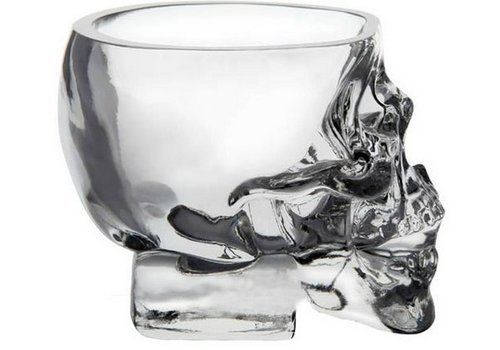 Huismerk Skalet Whisky Glas