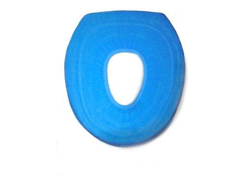 WC Bril Overtrek Blauw