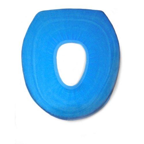 Huismerk WC Bril Overtrek Blauw