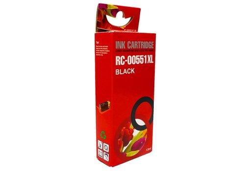 Canon CLI-551BK zwart Inktjet cartridge