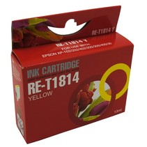 Epson 18XL geel Inktjet cartridge